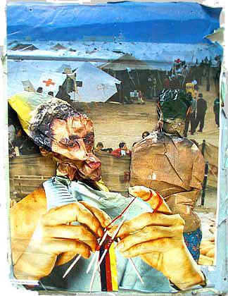 Meseck und Wall: Strikken am neuen Deutschland, 2004