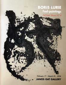 Feel paintings, catalog